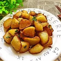 孜然土豆块#樱花味道#的做法图解9