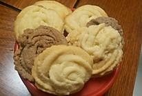 曲奇饼干(为打发淡奶油)一次成功,新手可以尝试,高手绕道的做法