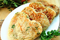 蔬菜红薯甜饼的做法
