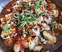 家常版水煮鱼片的做法