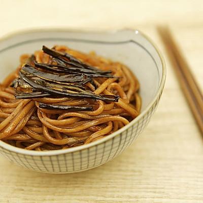 葱油拌面——走遍了大半个上海,只为这一口