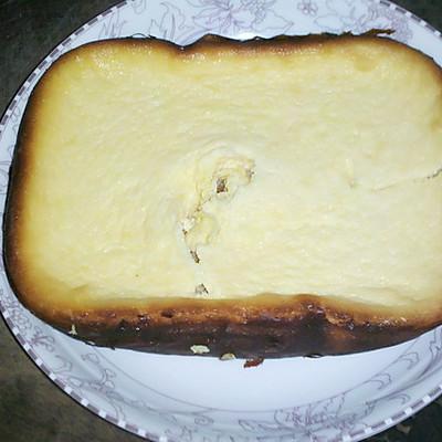 奶酪蛋糕(面包机做法)