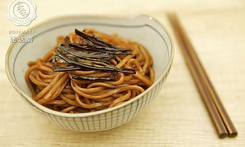 葱油拌面——走遍了大半个上海,只为这一口的做法