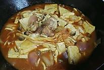暖暖的泡菜汤的做法