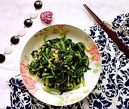 家常凉拌小白菜的做法