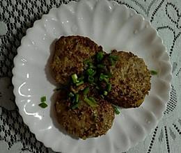 牛肉土豆饼的做法