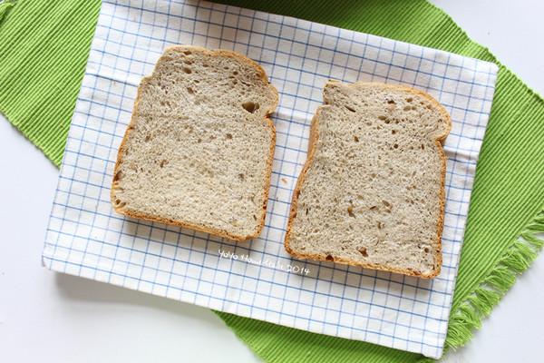 红茶栗仁面包---东菱DL-T12面包机使用报告的做法