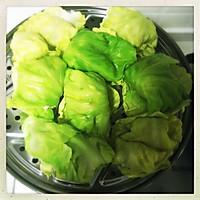 菜叶素菜包,减肥低卡~的做法图解5