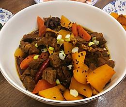 懒人版电饭锅啤酒炖牛肉土豆的做法