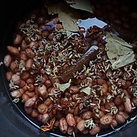 五香脆花生米~好好零食的做法图解3