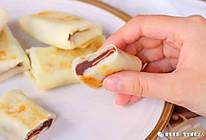 山药豆沙卷 宝宝辅食食谱的做法
