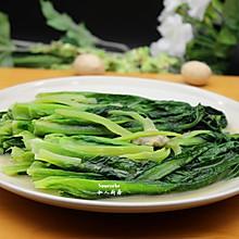 腐乳炒油麦菜