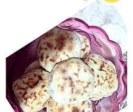 芝麻红(白)糖发饼的做法