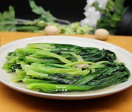 腐乳炒油麦菜的做法