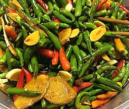 小米椒腌制 爽辣可口的做法