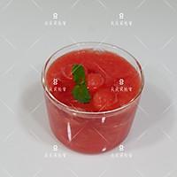 西瓜冰粉粉#百变水果花样吃#的做法图解4