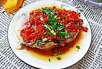 家庭版剁椒鱼头的做法