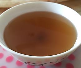 感冒茶,治流鼻水的做法