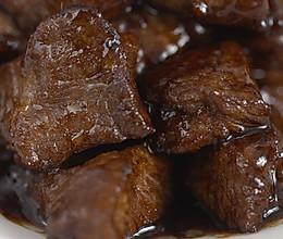 黑椒牛肉粒|美食台的做法