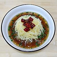 酸汤土豆丝的做法图解6