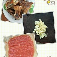 番茄酱鱼的做法图解1