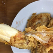 家常版炸鸡翅,外脆里嫩,一口下去滋滋冒汁,一次10个不够吃!