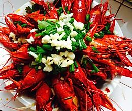 麻辣口味虾的做法