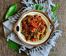 豆角炖南瓜的做法