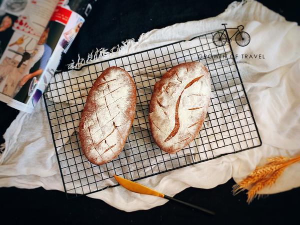 蜜豆核桃bread的做法