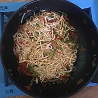 西红柿拌面的做法图解6