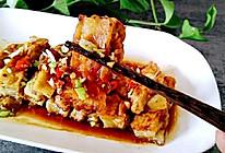 #安佳儿童创意料理#茄子鱼的做法
