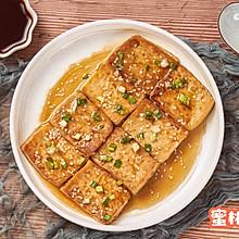 照烧煎豆腐
