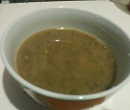 绿豆什锦汤的做法