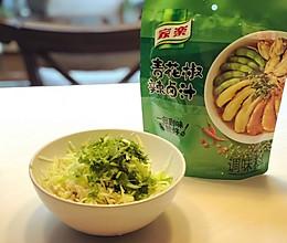 #饕餮美味视觉盛宴#低脂夏日凉菜の凉拌黄瓜鸡丝的做法