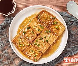 照烧煎豆腐的做法