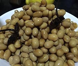 煮黄豆的做法