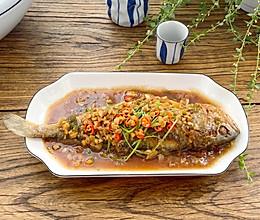 #下饭红烧菜#红烧黄花鱼的做法