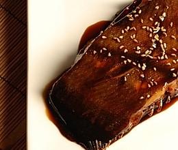清酒炖鳕鱼的做法