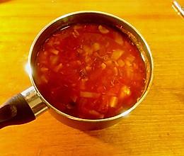 超简易红菜汤的做法