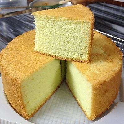 戚风蛋糕/海绵蛋糕   最详细的
