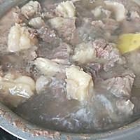 #家常菜#番茄土豆炖牛腩的做法图解5