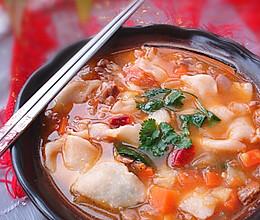 羊肉汤饭——冬季暖身的做法