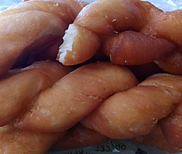 糖酥大油条的做法