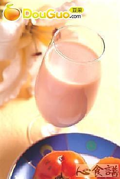 番茄牛奶的做法