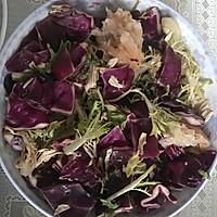 什锦大拌菜➕#丘比沙拉汁#