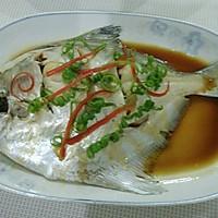 清蒸白鲳鱼的做法图解4