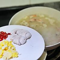 低脂缤纷豆腐虾(适合减肥期间)的做法图解5