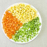 锦绣排骨焖饭的做法图解1