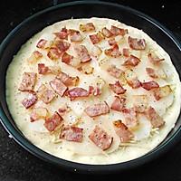 土豆培根披萨的做法图解10