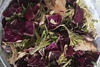 什锦大拌菜➕#丘比沙拉汁#的做法